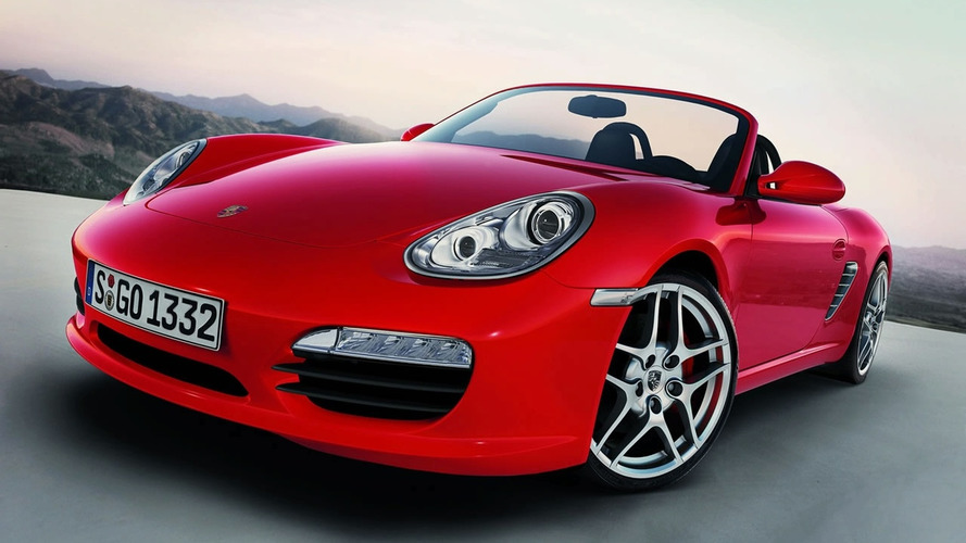 Facelifted Porsche Boxster/Cayman Unleashed