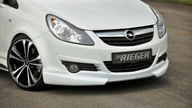 RIEGER Corsa D tuning kit