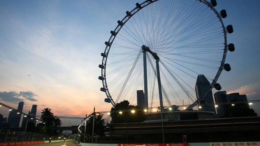Singapore GP sold out - organisers