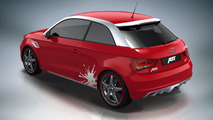 Abt styling and tuning program for Audi A1 released