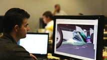 USF1 design center - computer aided design (CAD) - 900