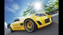 Fostla.de Mercedes-Benz SL 55 AMG Liquid Gold