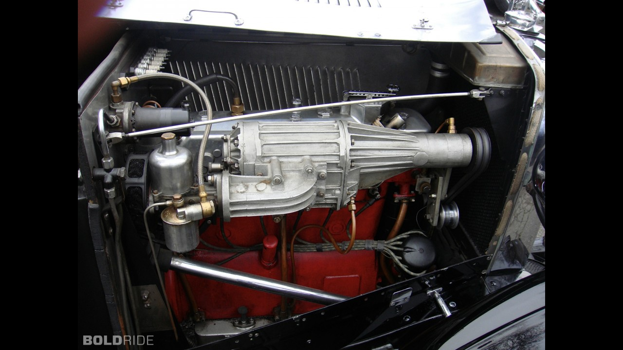 MG ND Magnette Two-Seater