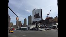 Alfa Romeo Giulia, pubblicità a New York