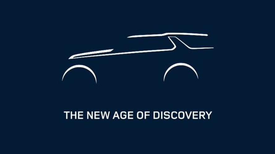 Land Rover Discovery family announced in Geneva, new model coming in 2015 [video]