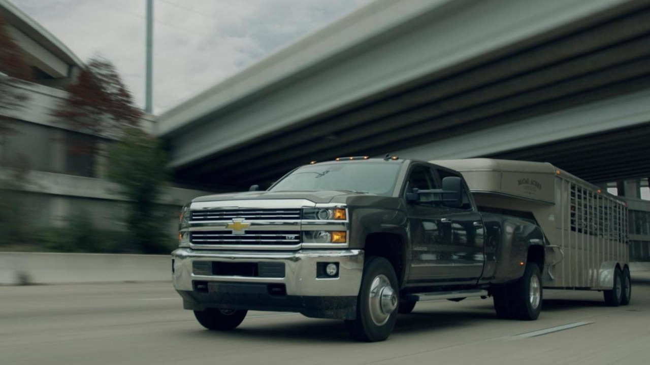 Chevrolet Super Bowl Commercial