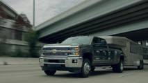 Chevrolet Super Bowl Commercial