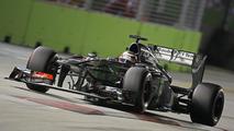 Nico Hulkenberg 21.09.2013 Singapore Grand Prix