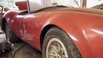 4 Milyon Dolarlık Garajda Bulunan Cobra Ve Ferrari