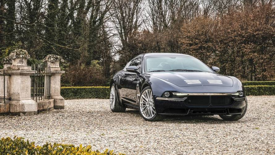 Touring Superleggera reveals its new Sciadipersia
