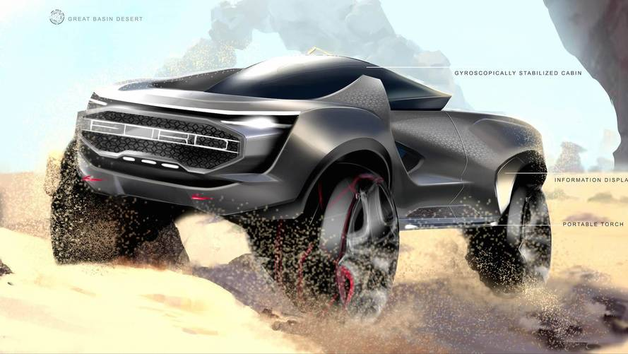 11 Renderings That Imagine The Ford F-150 Of The Future