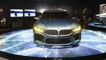 BMW M8 Gran Coupé Concept en el salón de Ginebra 2018