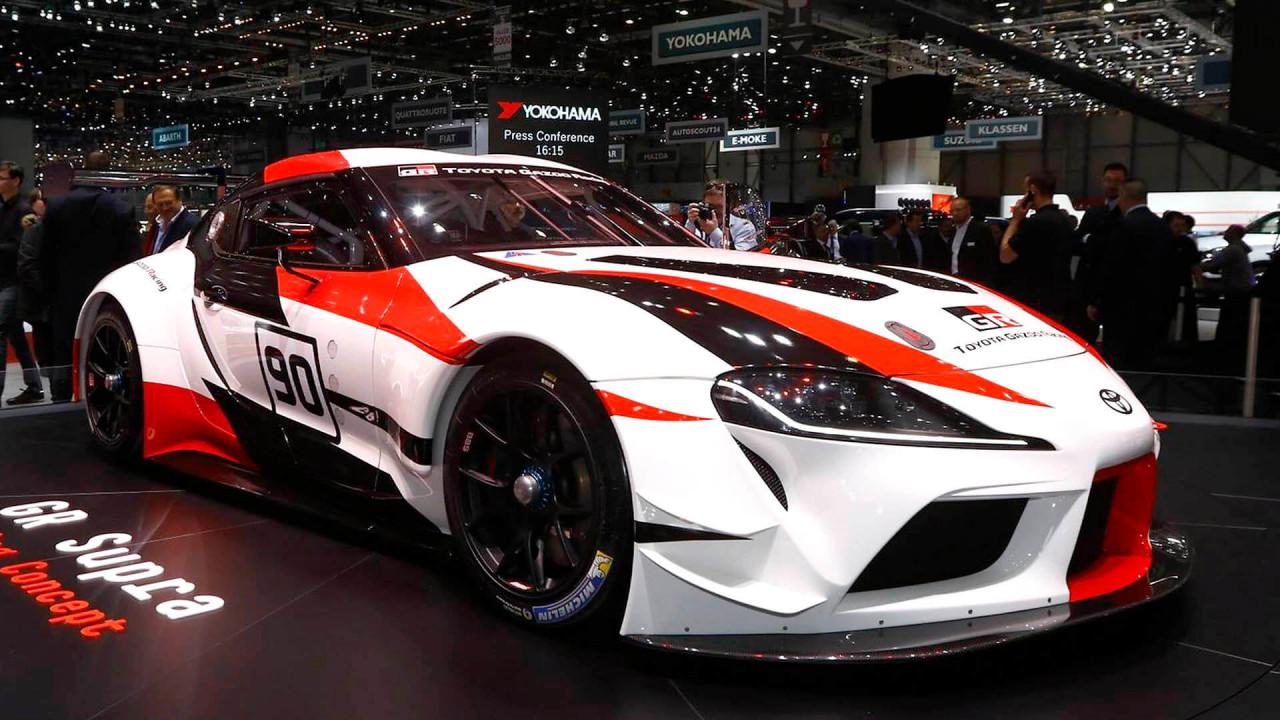 Flop (Stefan Leichsenring): Toyota Supra Concept