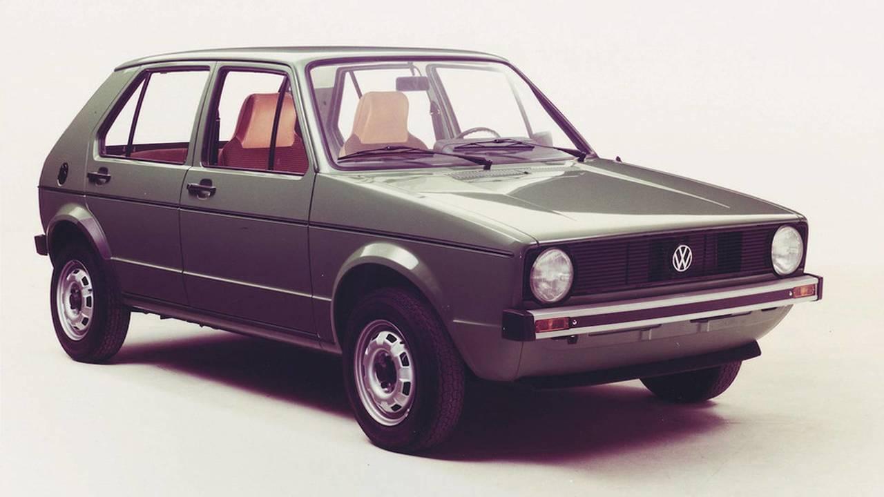 Volkswagen Golf (1974-1983)