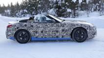 2018 BMW Z4 yeni casus fotoğraf