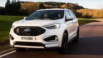2018 Ford Edge facelift revealed