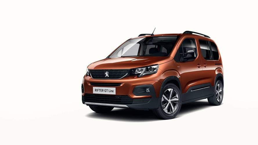First look at the new 2018 Peugeot Rifter