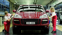 200,000th Rolls off Production Line