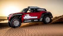 MINI X-Raid takımı 2018 Dakar ralli araçları