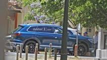 Volkswagen Touareg 2018: nuevas fotos espía