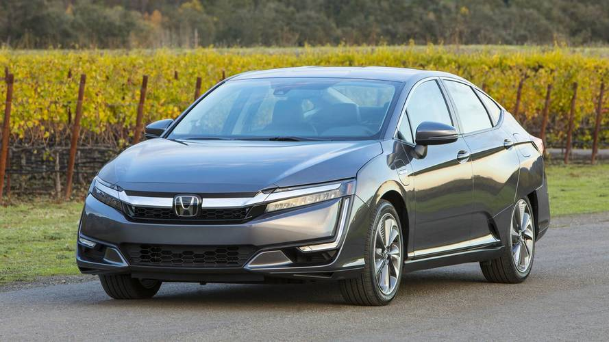 2018 Honda Clarity Plug-In Hybrid: First Drive
