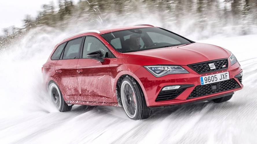 SEAT Leon ST Cupra R With 335 HP Could Happen Next Year