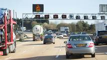 UK smart motorway network