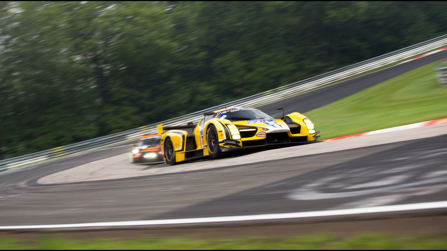 Glickenhaus wants a Nurburgring lap times race