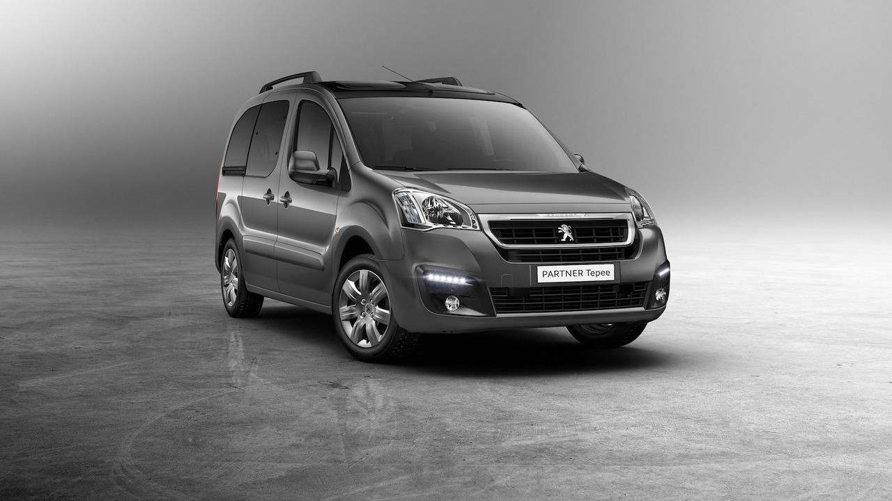 Peugeot Partner Tepee Style