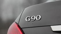 2017 Genesis G90: İnceleme