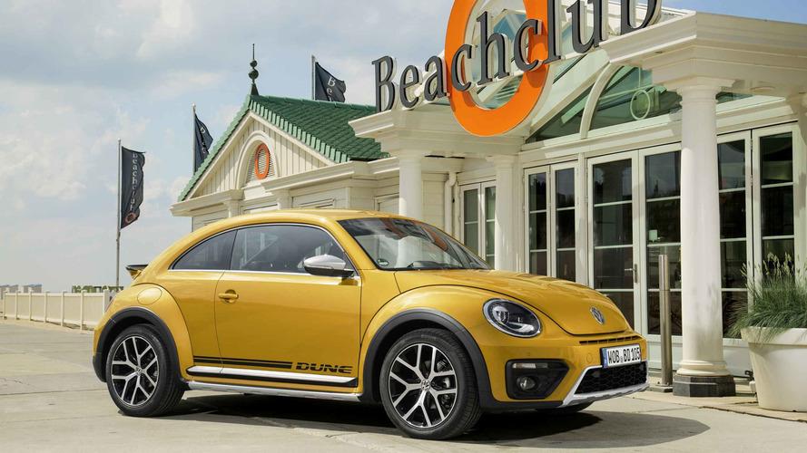 Volkswagen Beetle next in line for electric overhaul