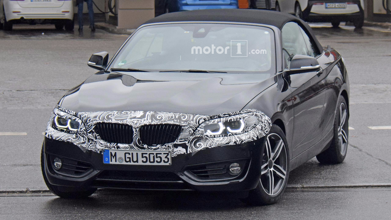BMW 2 Series Convertible Refresh