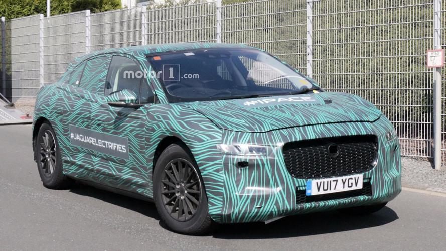 2018 Jaguar I-Pace yeniden yakalandı