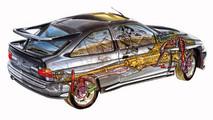 Ford Escort Cosworth