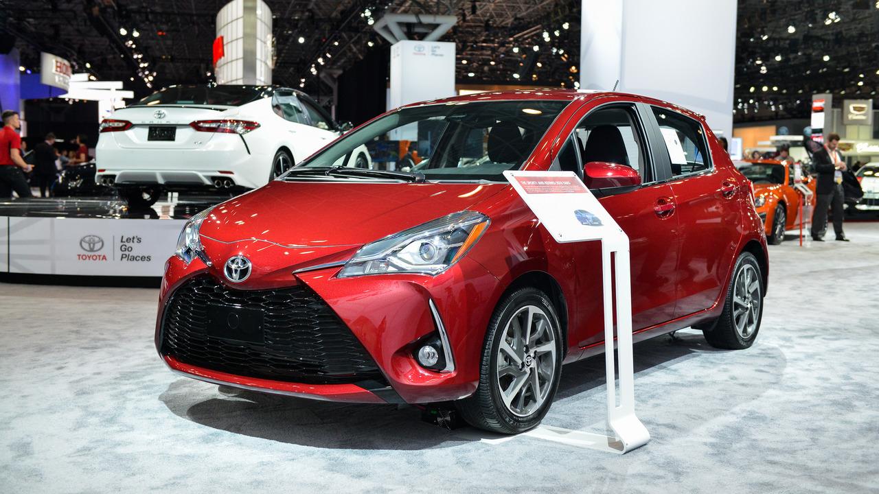 2017 Toyota Yaris - New York 2017