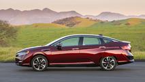 2017 Honda Clarity FCV: İlk Sürüş