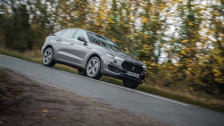 Maserati Levante S With Ferrari Engine Comes To UK