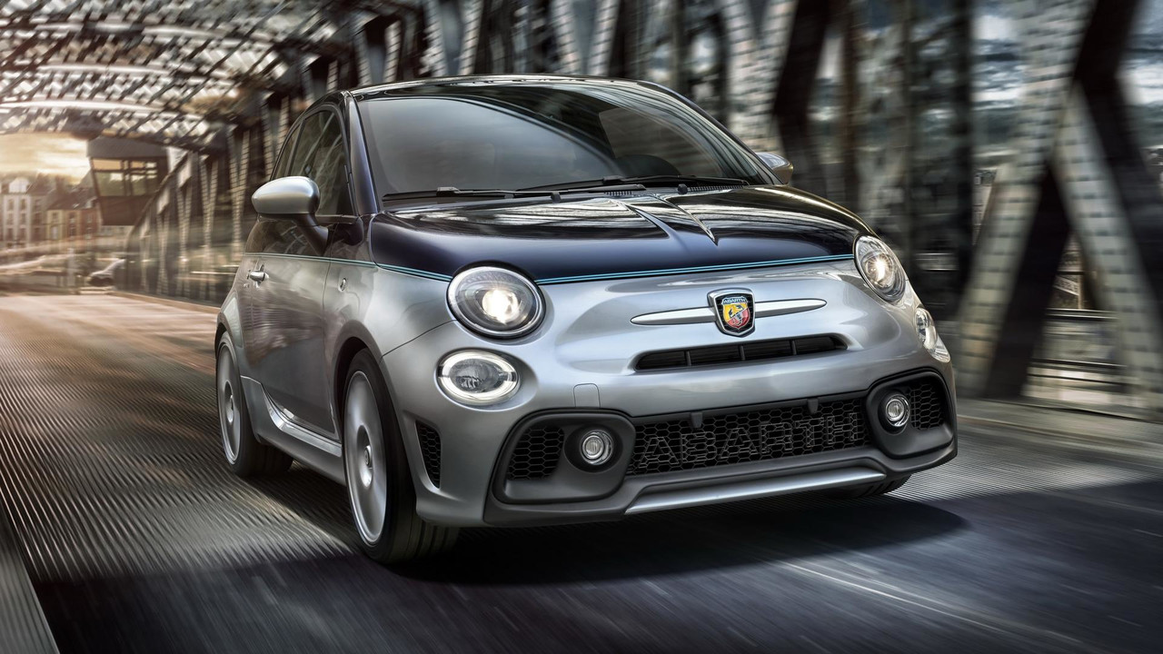 Abarth 695 Rivale Adds A Dash Of Elegance To 180 Hp Pocket