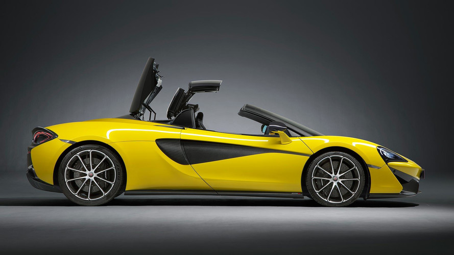 Összkerék-hajtásra váltana a McLaren