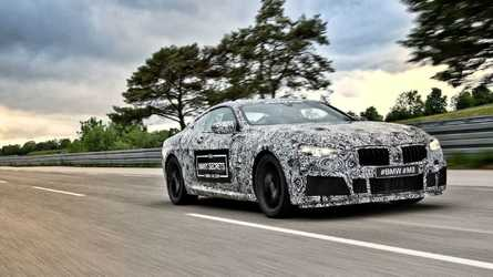 BMW M8, M8 GTE Already Teased With Camouflaged Prototypes