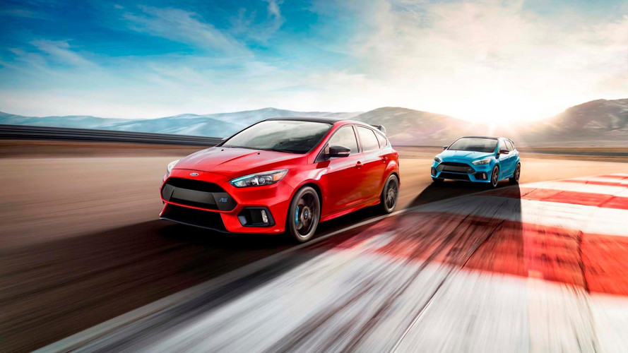2018 Ford Focus RS Will Reportedly Start At $41,995
