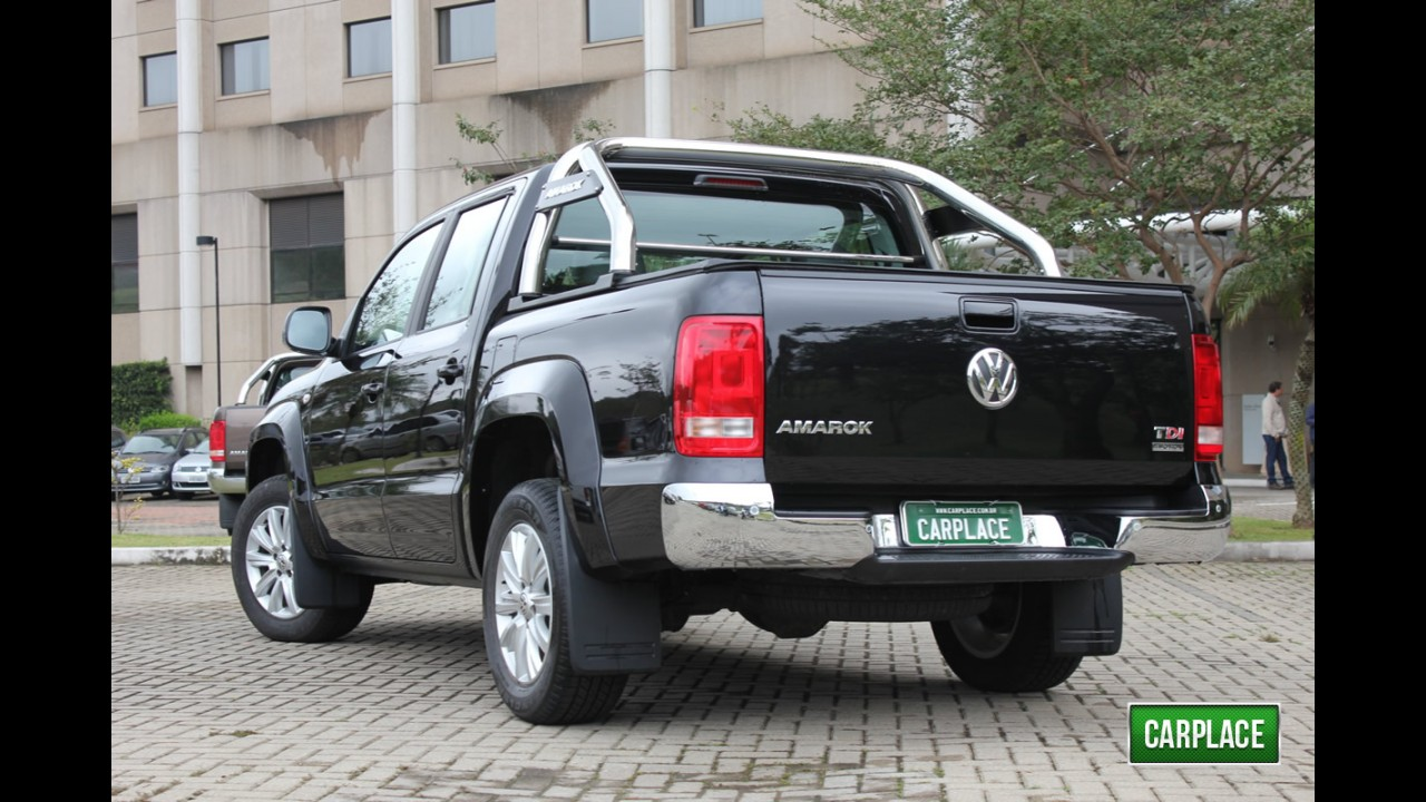 Volkswagen Amarok tem condição especial de seguro