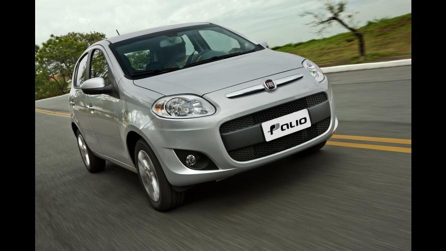 Novo Fiat Palio é eleito Carro Universitário do Ano