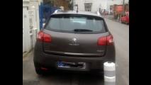 Flagra: Novo Peugeot 4008 já circula sem disfarces