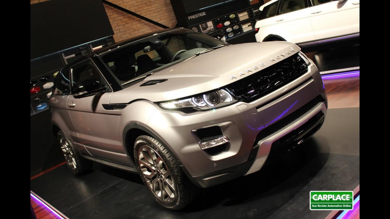 Range Rover Evoque é eleito o Carro do Ano 2011 pelo TopGear