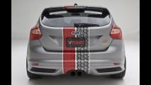 Top Gear EUA: Ford Focus ST Tanner Foust Edition tem mais de 300 cv
