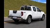 Frontier 2015 ganha novos itens e versão SV Attack 4x4 com câmbio automático
