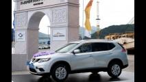 Globalização: Nissan Rogue feito pela Renault Samsung é exportado para os EUA