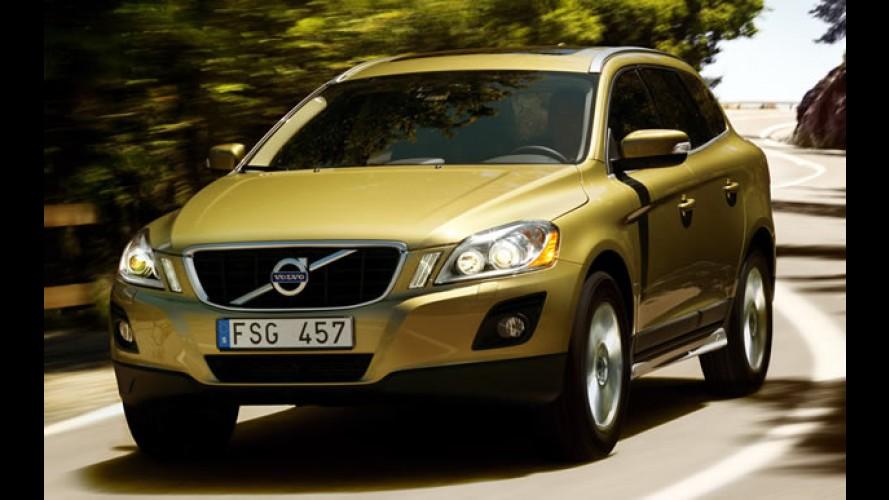 Volvo anuncia recall do XC60 no Brasil