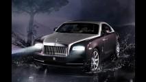 Rolls-Royce lançará cupê Wraith no Brasil ainda neste ano